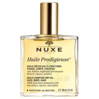 Huile prodigieuse®- huile sèche multi-fonctions visage, corps, cheveux100ml à TARBES