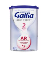 Gallia Bebe Expert Ar 2 Lait En Poudre B/800g à TARBES