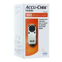 Accu-chek Mobile Cassettes B/2 X 50 à TARBES