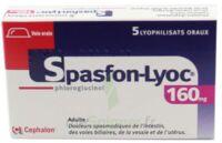 SPASFON LYOC 160 mg, lyophilisat oral à TARBES