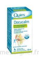 QUIES DOCUCALM ANTIDEMANGEAISONS DU CONDUIT AUDITIF, spray 20 ml à TARBES