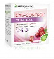 Cys-Control 36mg Poudre orale 20 Sachets/4g à TARBES