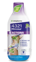 4321 Minceur 4 Actions Solution buvable Fl/280ml à TARBES
