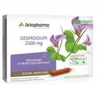 Arkofluide Bio Ultraextract Desmodium Solution Buvable 20 Ampoules/10ml à TARBES