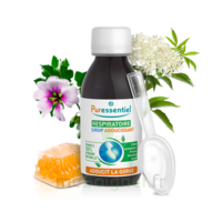 Puressentiel Respiratoire Sirop Adoucissant Respiratoire - 125 ml à TARBES