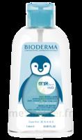 ABCDERM H2O Solution sans rinçage nettoyante bébé Fl pompe/1L à TARBES