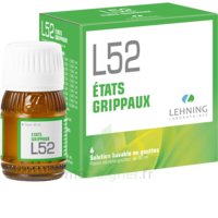 Lehning L52 Solution buvable en gouttes Fl/30ml à TARBES