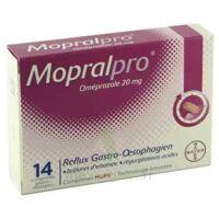 MOPRALPRO 20 mg Cpr gastro-rés Film/14 à TARBES
