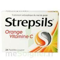 Strepsils Orange Vitamine C, Pastille à TARBES