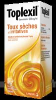 Toplexil 0,33 Mg/ml, Sirop 150ml à TARBES