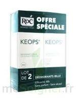 Keops Deodorant Bille Peaux Fragiles Lot De 2 à TARBES
