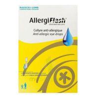Allergiflash 0,05 %, Collyre En Solution En Récipient Unidose à TARBES