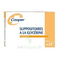 Suppositoires A La Glycerine Cooper Suppos En Récipient Multidose Adulte Sach/25 à TARBES