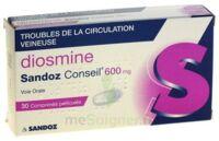 Diosmine Sandoz Conseil 600 Mg, Comprimé Pelliculé à TARBES