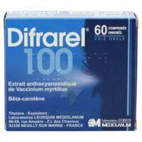 Difrarel 100 Mg, Comprimé Enrobé 6plq/10 à TARBES
