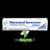 Normacol Lavement Enfants, Solution Rectale, Récipient Unidose à TARBES
