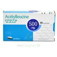ACETYLLEUCINE TEVA 500 mg, comprimé à TARBES