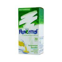 Fluvermal 2 % Susp Buv Fl/30ml à TARBES