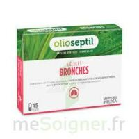 Olioseptil Bronches 15 Gélules à TARBES