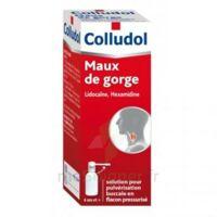 COLLUDOL Solution pour pulvérisation buccale en flacon pressurisé Fl/30 ml + embout buccal à TARBES