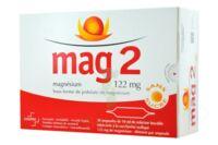 Mag 2 122 Mg S Buv En Ampoule Sans Sucre édulcoré à La Saccharine Sodique 30amp/10ml à TARBES