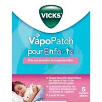 VICKS VAPOPATCH ENFANTS à TARBES