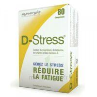 D-STRESS, boite de 80 à TARBES