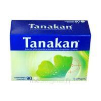 TANAKAN 40 mg, comprimé enrobé PVC/alu/90 à TARBES