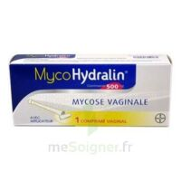 Mycohydralin 500 Mg, Comprimé Vaginal à TARBES