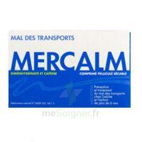 MERCALM, comprimé pelliculé sécable à TARBES