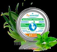 Puressentiel Respiratoire Gommes Menthe-Eucalyptus Respiratoire - 45 g à TARBES