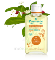 Puressentiel Articulations & Muscles Huile De Massage Bio** Effort Musculaire - Arnica - Gaulthérie - 100 Ml à TARBES
