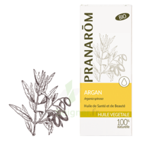 Pranarom Huile Végétale Bio Argan 50ml à TARBES