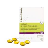 Pranarom Oleocaps 7 Caps Sommeil & Stress Passager à TARBES
