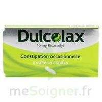 DULCOLAX 10 mg, suppositoire à TARBES