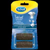 Scholl Velvet Smooth Rouleaux De Remplacement  Grain Extra Exfoliant à TARBES