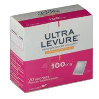 Ultra-levure 100 Mg Poudre Pour Suspension Buvable En Sachet B/20 à TARBES