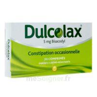 Dulcolax 5 Mg Comprimés Enrobés Gastro-résistants Plq/30 à TARBES
