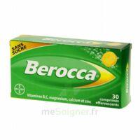Berocca Comprimés effervescents sans sucre T/30 à TARBES