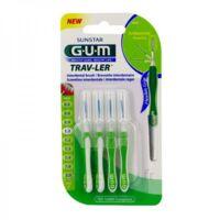 Gum Trav - Ler, 1,1 Mm, Manche Vert , Blister 4 à TARBES