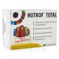 Nutrof Total Caps Visée Oculaire B/60 à TARBES