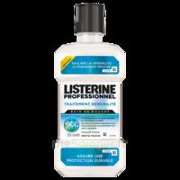 Listerine Professionnel Bain bouche traitement sensibilité 500ml à TARBES