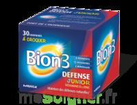 Bion 3 Défense Junior Comprimés à croquer framboise B/30 à TARBES