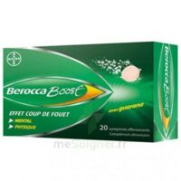 Beroccaboost Comprimés Effervescents B/20 à TARBES