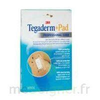 Tegaderm + Pad, 9 Cm X 10 Cm , Bt 5 à TARBES
