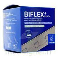 Biflex 16 Pratic Bande Contention Légère Chair 8cmx3m à TARBES