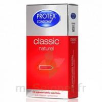 Protex Classic Naturel Préservatif Avec Réservoir B/12 à TARBES