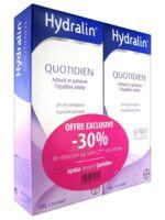 Hydralin Quotidien Gel Lavant Usage Intime 2*200ml à TARBES