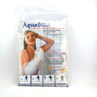 Aquabella Protection main pied bras court 29,5x48cm Sachet/2 à TARBES