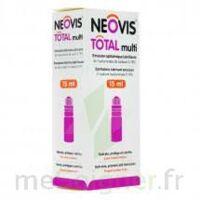 Neovis Total Multi S Ophtalmique Lubrifiante Pour Instillation Oculaire Fl/15ml à TARBES